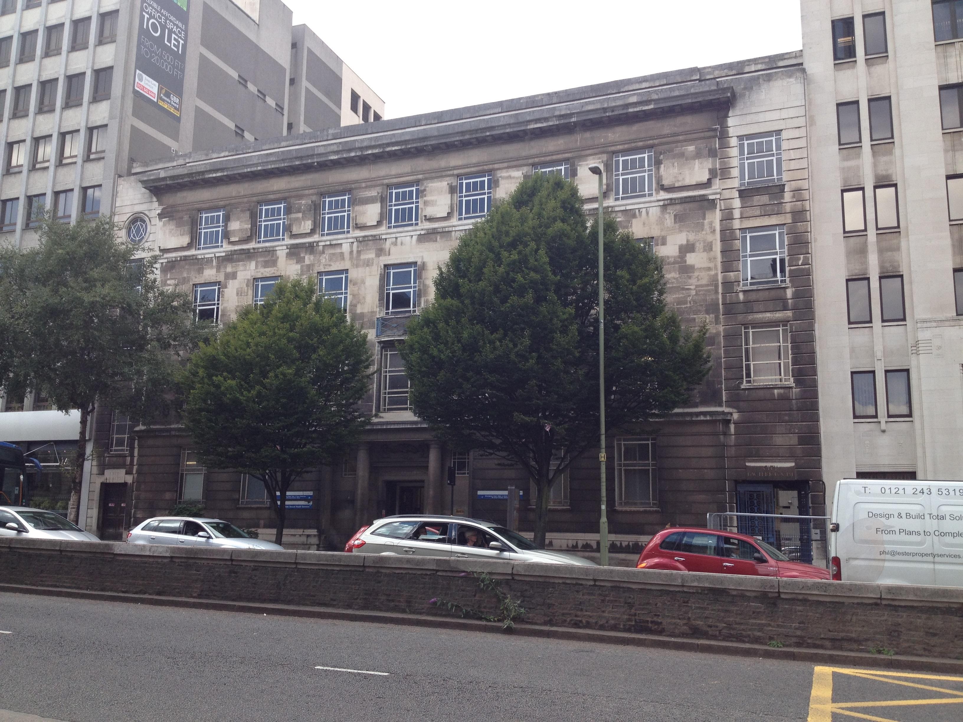 Auctions In Birmingham City Centre