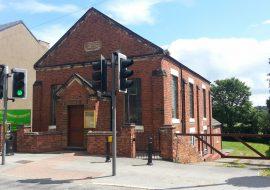 Awsworth Church 1