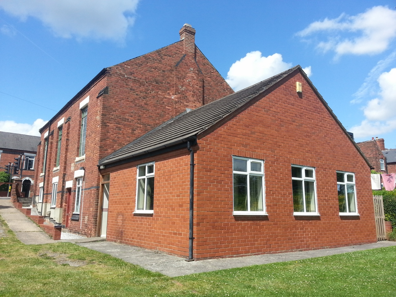 Awsworth Church 2