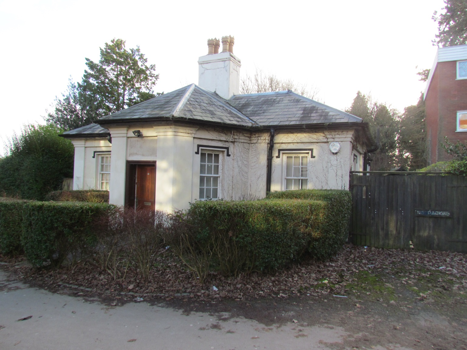Rare Park Keeper S Cottage And Solihull Terraced Homes In