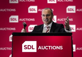 Andrew Parker Auctioneer