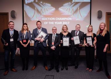Auction Partners Awards