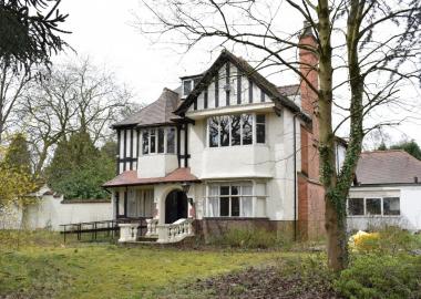 House on the Hill SDL Auctions Bigwood Birmingham