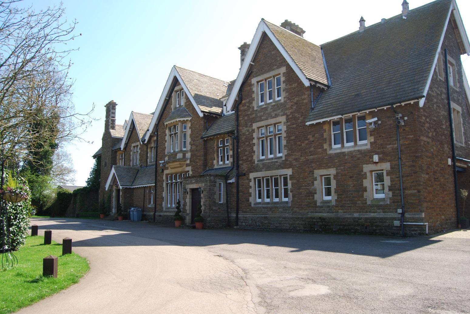 Ranksborough Hall Leicester Auction