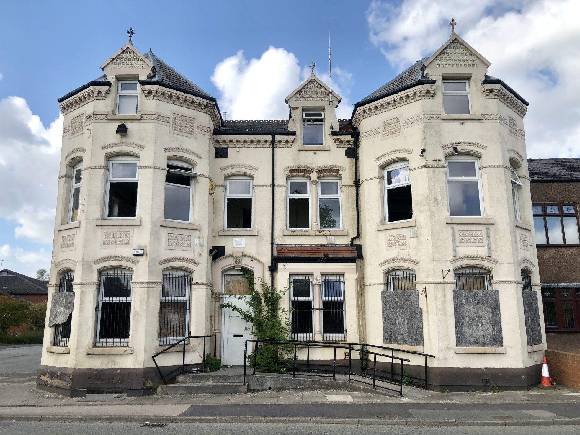 Incefield House SDL Auctions North West May Auction