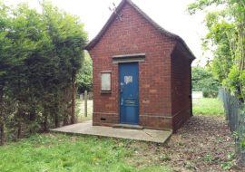 Former BT repeater station