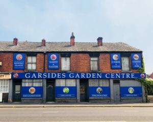 Garden centre Manchester