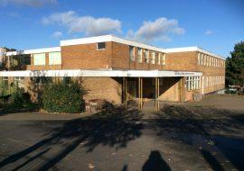 Former community centre