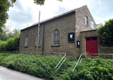 External shot of Lea Chapel