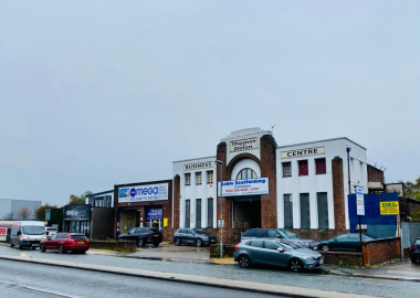Commercial premises at 69 Ormskirk Road